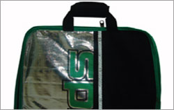 kiteboarding board bag with extra handle