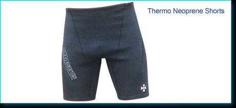 neoprene thermo shorts