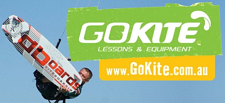 GoKite Kitesurfing school and shop