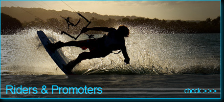 aboards kiteboarding riders and promoters application