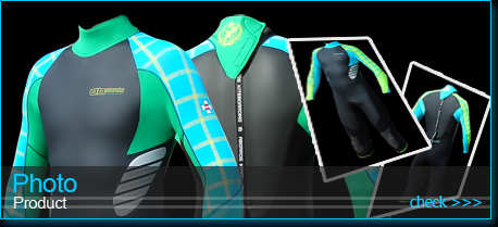 photos of aboards kiteboarding wetsuit 5/4/3 for watersports