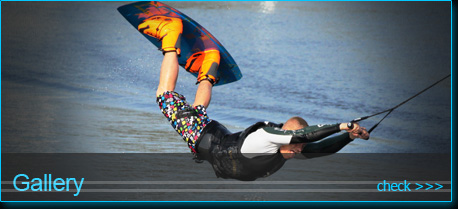 Kiteboarding Gallery
