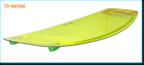 kite wakestyle cable board W-series