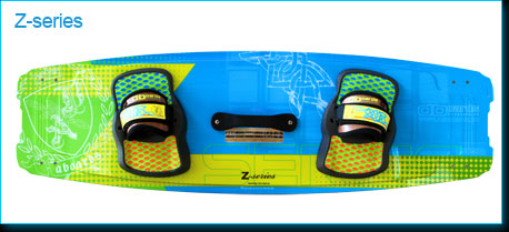 freestyle freeride kiteboard Z-series