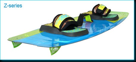 freeride freestyle kiteboard Z-series