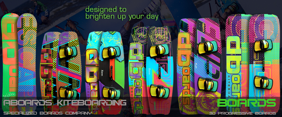 Aboards kiteboards and snowboards 2015