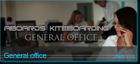 ABoards Kiteboarding general office contacts